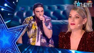 Este concursante VUELVE a una DISCOTECA con BEATBOX | Semifinal 03 | Got Talent España 2021