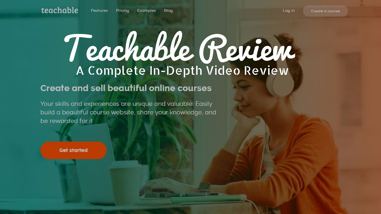 Preview Course Creation Software   Teachable