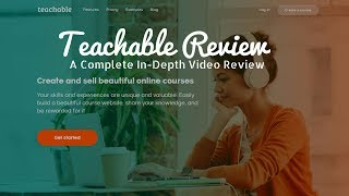 Teachable Review - A Complete In-Depth Video Review