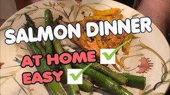 How to cook Salmon (Easy + Delicious)