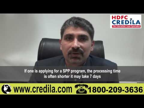 What is the student visa processing time for Canada?