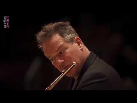 DEBUSSY Sonata for flute, viola and harp | Pahud - Deyneka - Khouri