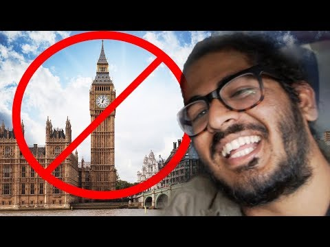 LONDON IS NOT ENGLAND! - American in the U.K.