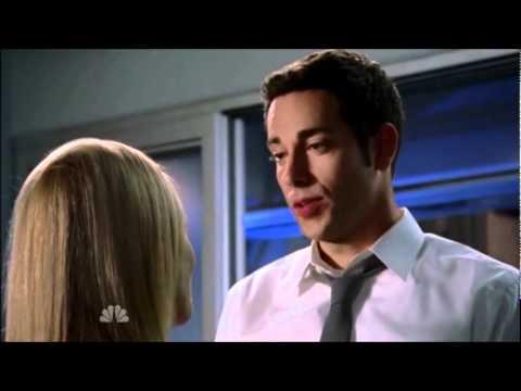 Chuck n Sarah Season 4 kisses.wmv