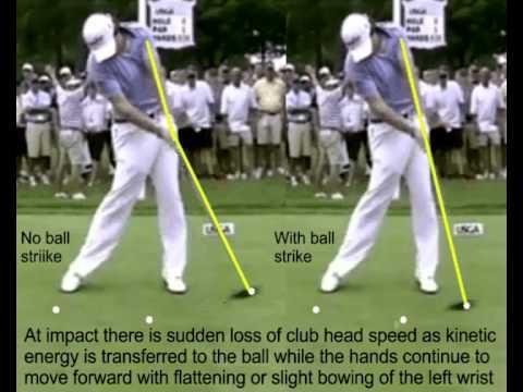 Wrists In Golf Swing