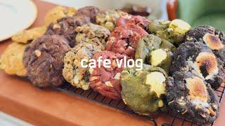 CAFE VLOG | 개인카페 | 카페브이로그 | 발뮤…
