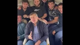 Эхей Мурад 😂 Борцы после награждения в Кремле летят в Дагестан