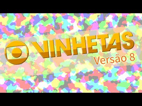 Vinhetas - Rede Globo (1965-2017) (Versão 8 / Cronologia Atualizada)