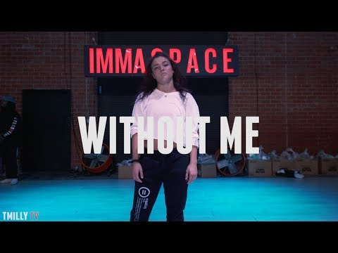 Halsey - Without Me | Choreography By Willdabeast Adams & Janelle Ginestra #TMillyTV