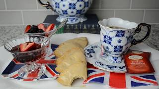 British Scones   GoodEats