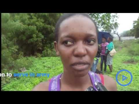 Woman cries foul over KDF recruitment rejections