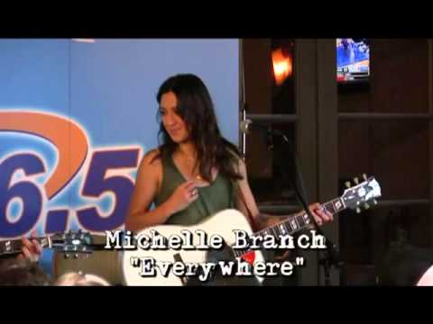 Michelle Branch Everywhere - LIVE
