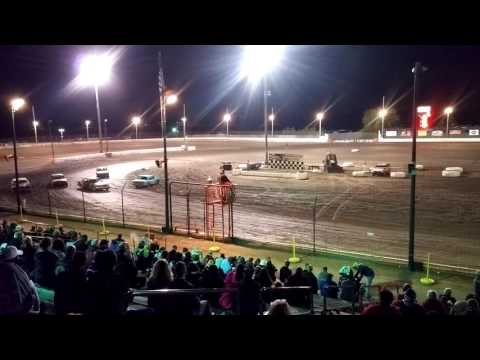 8/4/17 - Sycamore Speedway 6 Lap Spectator Race