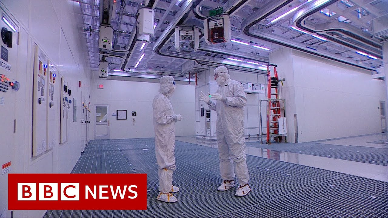How Intel plan to help ease the global chip crisis – BBC News
