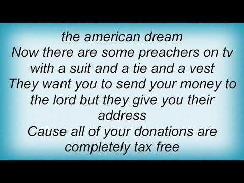 Hank Williams Jr. - The American Dream Lyrics