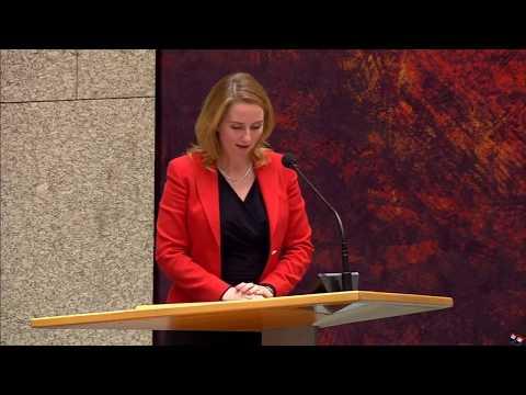★ Fleur Agema: ''Hoe diep is ons land gezonken..'' ★  31-10-2018 HD