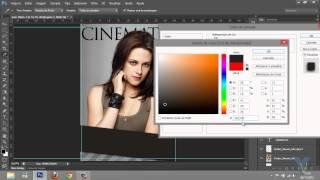 Como Criar Capa de Revista - Adobe Photoshop