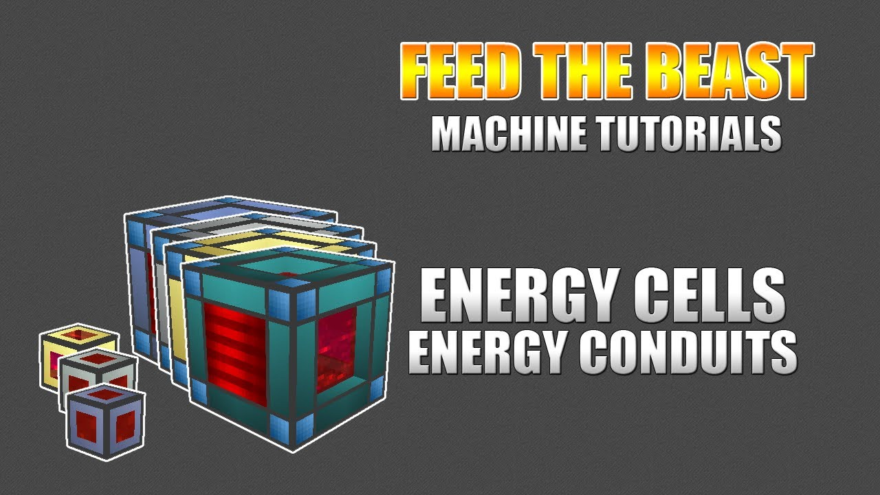 Hardened Energy Cell - Feed The Beast Wiki