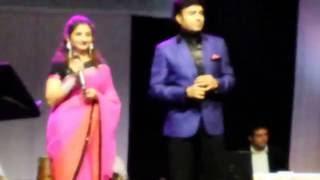 Sawan ka Mahina/Phool Tumhe-Mukhtar Shah&Suhasini Live in Holland