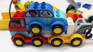 Building Blocks Toys for Children Lego Cars Trucks Fun & Creative Combination
