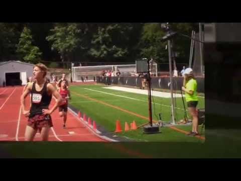 Portland Track Festival Boys Middle School Mile