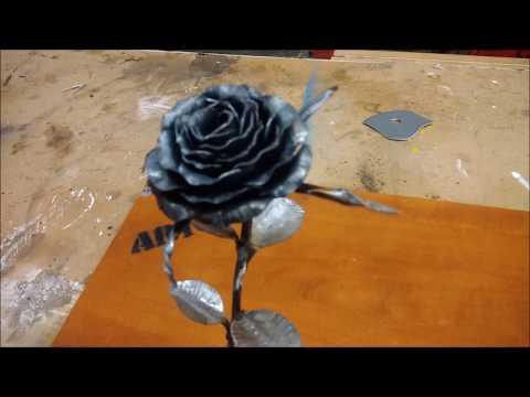 Artcrime #16 DIY Rosa de ferro (especial são valentim)
