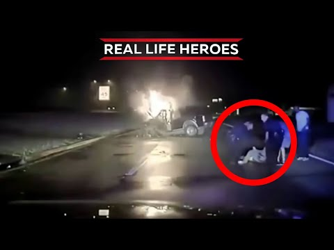 REAL LIFE HEROES: Restore Your Faith in Humanity in 2017 - Part 41 (MUST WATCH)