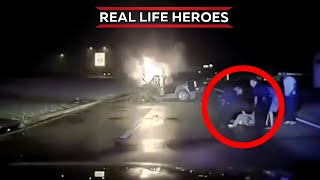 REAL LIFE HEROES #41 Restoring Faith in Humanity