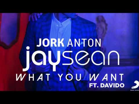Jay Sean, Davido - What You Want (Jork Anton remix)