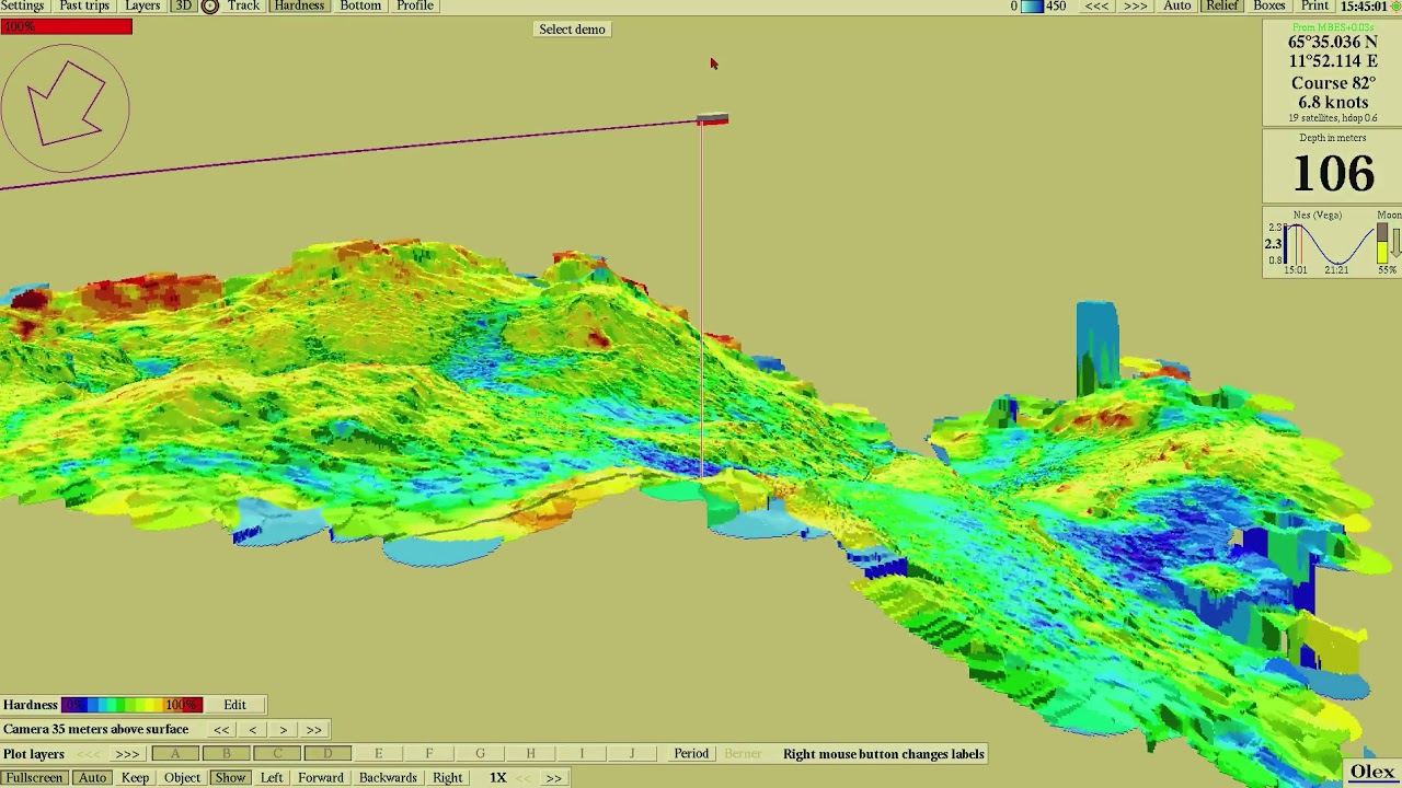 Download Seabed mapping with Olex and Atec 400