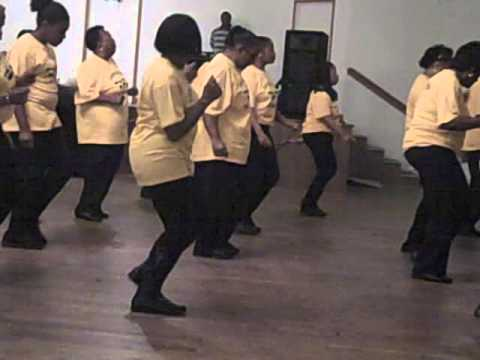 Down South Shuffle-James City Steppers