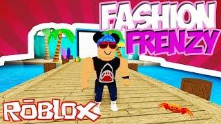 I CLIMB TO A FASHION CAT! ROBLOX - Fashion Frenzy English [KraoESP]