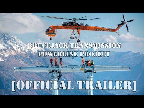 ROKSTAD POWER | ERICKSON INC. Brucejack Transmission Powerline Project TRAILER