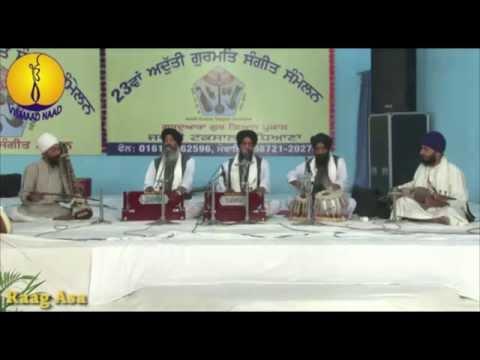 Raag Asa  : Bhai Shubeg Singh ji - AGSS 2014