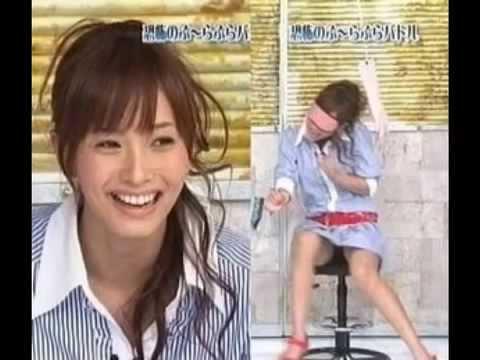 【お宝映像】芸能人のハプニング画像集〜パンチラ編〜