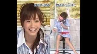 Repeat youtube video 【お宝映像】芸能人のハプニング画像集〜パンチラ編〜