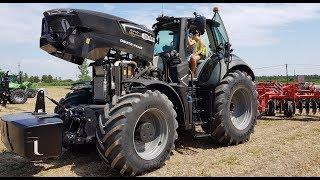 Deutz-Fahr 9340 Warrior tractor, limited edition 2018 demo