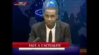FACE  A  L `ACTUALITE   DU   10    06    2014