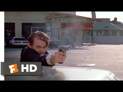 Reservoir Dogs (3/12) Movie CLIP - Pink's Escape (1992) HD