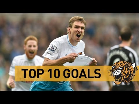 The Tigers' Top 10 Goals of 2014