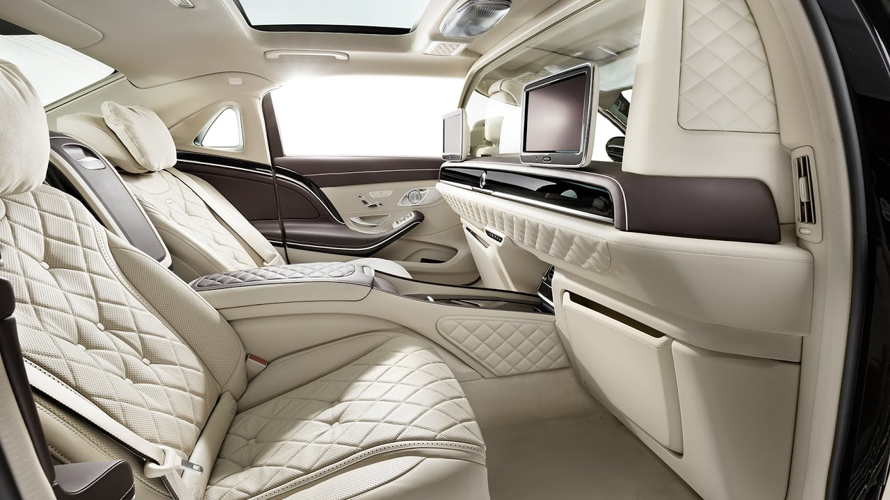 Mercedes Maybach Partition Wall By Klassen 174 Luxury