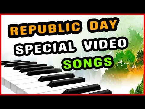 Republic Day Special | Tamil Patriotic Songs | Video Jukebox | AR Rahman | Music Master