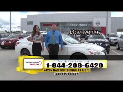 Fred Haas Nissan on Mi Gente TV Houston