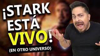 ¿Será TONY STARK un VILLANO en la FASE 4? 🔥Teoría Fan del Multiverso sacada de los cómics🔥