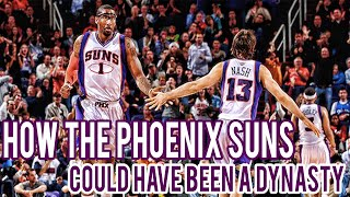 Why STEVE NASH Should Have Won MULTIPLE NBA CHAMPIONSHIPS!