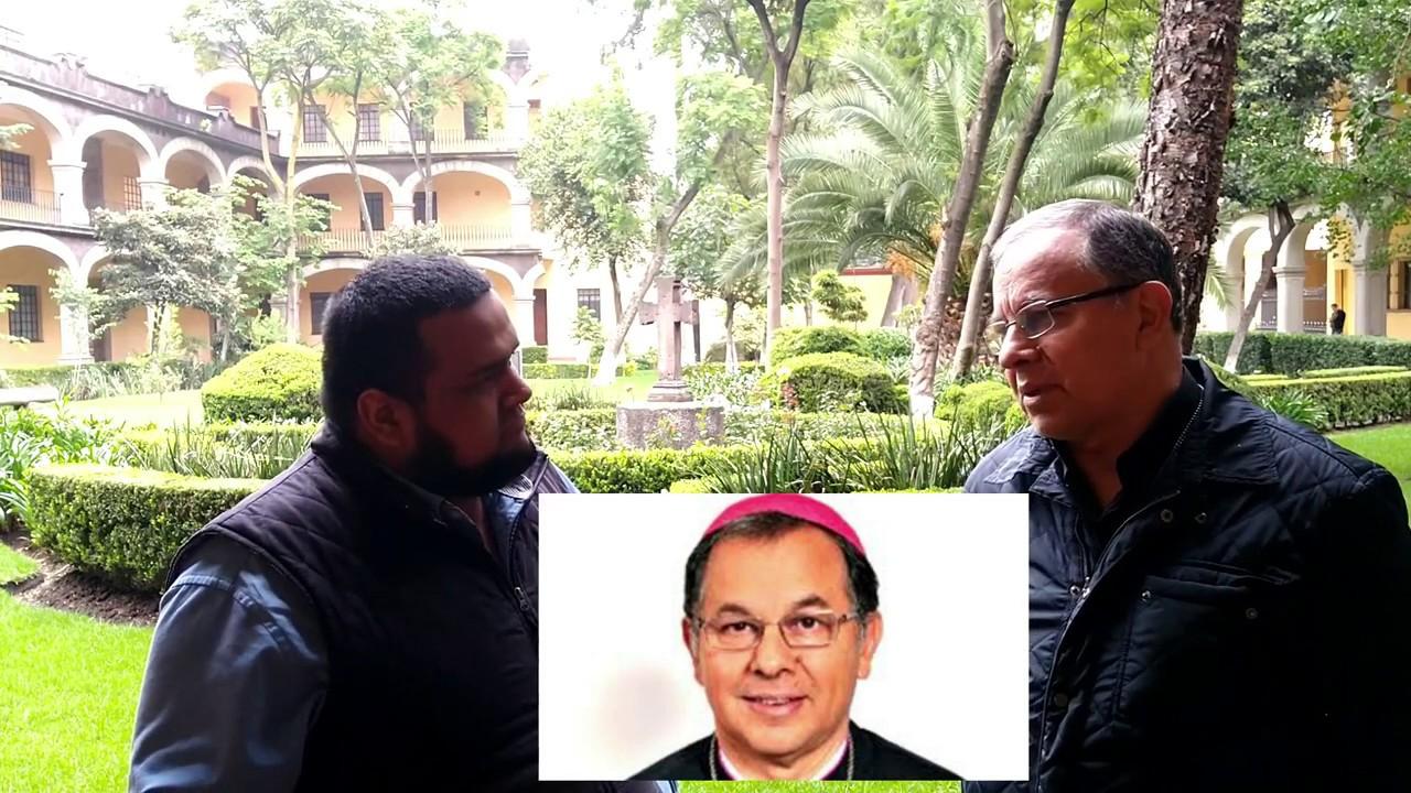 """Hábitos de Liderazgo. Don Luis Morales Obispo de Nezahualcóyotl. """"Que no pase un día, sin una linea"""""""