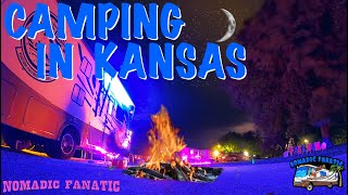 Camping in Kansas F๐r Memorial Day Weekend!!!