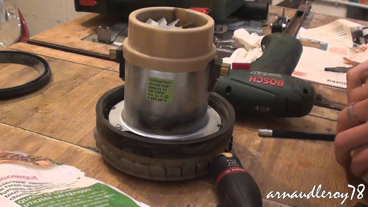 Oaspirateur Karcher Reparation Manque D39aspiration