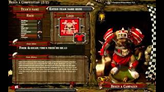Tombatal Plays: Blood Bowl Legendary Edition - Part 1