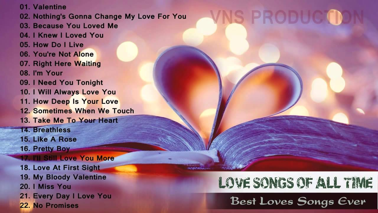 Best Valentine's Day Songs Top 100 Love Songs 2018 Playlist List #1